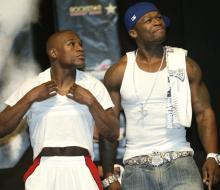 Мейвезер-старший ответил известному рэперу 50 Cent