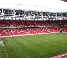Нигматуллин восхищен качеством стадиона «Открытие Арена»