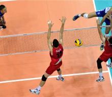 Россия с победы над канадцами стартовала на ЧМ-е по волейболу
