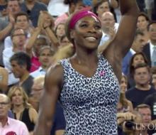 Макарова сыграет с Сереной Уильямс в полуфинале US Open