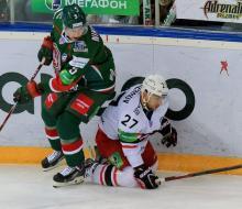 «Ак Барс» одержал победу в стартовом матче нового сезона КХЛ