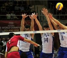 Сборная России взяла вверх над мексиканцами на ЧМ-е по волейболу
