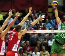 Россия отыгралась с 0:2 в матче против Болгарии
