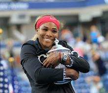 Уильямс в шестой раз стала чемпионкой на US Open
