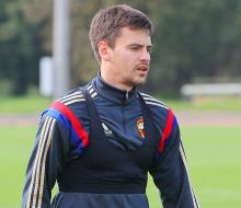 Щенников начал тренироваться в общей группе