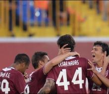 «Рубин» выходит в раунд плей-офф Лиги Европы