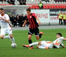 «Амкар» обыграл «Урал» и одержал вторую победу в чемпионате