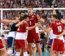 Польша выбила Россию на ЧМ-2014 по волейболу