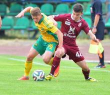 Матч молодежных команд «Кубани» и «Рубина» завершился победой казанцев