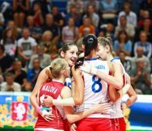 Россия одолела Таиланд в рамках Мирового Гран-при
