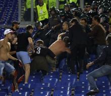 Руководство ЦСКА высказалось по поводу беспорядков в Риме