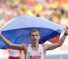 Иванов приносит первое «золото» на Чемпионате мира по легкой атлетике