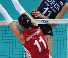 Россиянки одержали четвертую победу на ЧМ-2014 в Италии