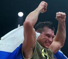 Российский боксер Дрозд завоевал титул чемпиона мира по версии WBC