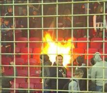 «Рубин» может провести очередные игры без фанатов