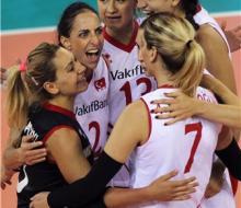 Турчанки одержали волевую победу над сборной России на ЧМ-2014