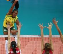 Россиянки проиграли Бразилии со счетом 1:3