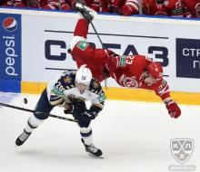 «Сочи» обыграл «Витязь» и одержал третью победу в КХЛ