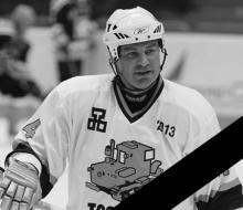 Скончался российский хоккеист Валерий Карпов