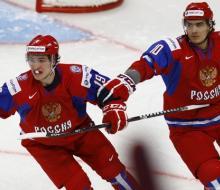 Назван состав сборной России на Кубок Карьяла