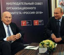 Путин вспомнил, как поиграл в футбол и сломал себе ключицу