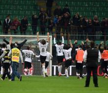 «Палермо» в гостях обыграл «Милан»