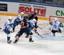 «Амур» обыграл «Динамо-Минск» и продлил свою победную серию