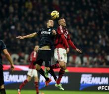 «Милан» сыграл с «Интером» вничью