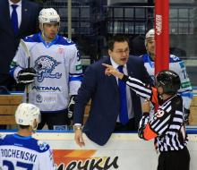 Назаров дисквалифицирован на 4 матча