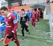 Молодежный состав «Динамо» обыграл «рубиновых»
