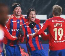 ЦСКА одержал волевую победу над «Амкаром»