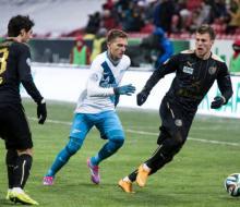 «Рубин» проиграл «Зениту» и потерпел первое поражение на «Казань-Арене»