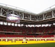 Дзюба остался на скамейке в матче против «Урала»