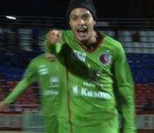 Эдуардо принес победу «Рубину» над «Мордовией»