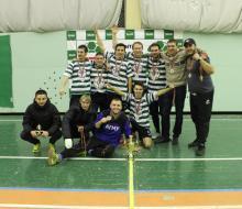 «Селтик» стал чемпионом Открытого Чемпионата Казани по мини-футболу