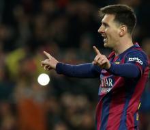 «Барселона» разгромила «Кордобу»