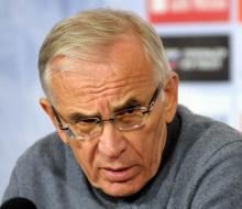 Гаджиев стал главным тренером «Амкара»