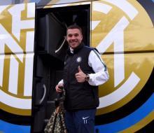 Подольски перешел в аренду из «Арсенала» в «Интер»
