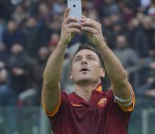«Рома» и «Лацио» сыграли вничью