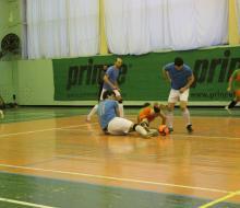 Состоялся 6-ой тур мини-футбольного чемпионата ОЛЛФ