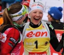 Макарайнен победила в индивидуальной гонке в Холменколлене