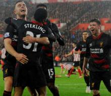 «Ливерпуль» на выезде одолел «Саутгемптон»