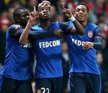 «Арсенал» дома проиграл «Монако»
