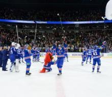 СКА обыграл «Торпедо» и вышел в 1/4 финала Кубка Гагарина