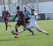 Молодежные команды «Рубина» и «Арсенала» сыграли вничью