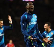 «Арсенал» переиграл «МЮ» в 1/4 финала Кубка Англии