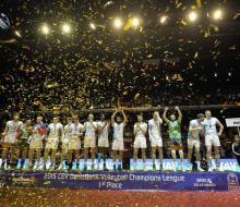 «Зенит-Казань» третий раз в своей истории побеждает в Лиге чемпионов