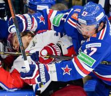 СКА дома проиграл ЦСКА и остановился в шаге от вылета