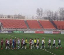 Молодежные составы «Рубина» и «Краснодара» сыграли вничью