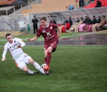 Молодежный состав «Рубина» проиграл сверстникам из «Урала»